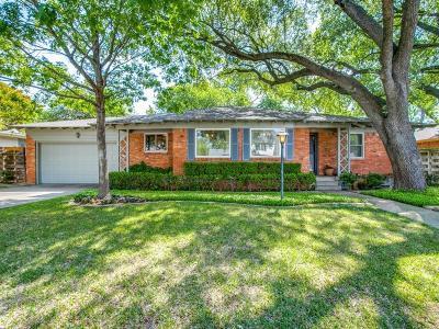 Single Family Home For Sale: 9940 Elmada Lane