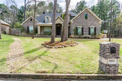 Tyler Single Family Home For Sale: 1631 Frostwood Drive