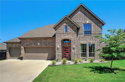 Sherman Single Family Home For Sale: 4611 Lone Grove Way