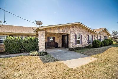 Parker County Single Family Home For Sale: 825 County Road