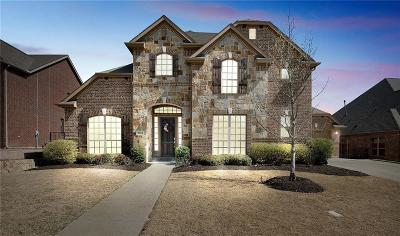 Fort Worth TX Single Family Home For Sale: $495,000