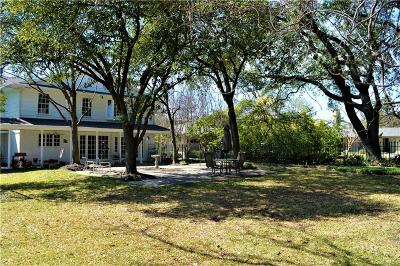 Dallas Single Family Home For Sale: 5569 Wenonah Drive
