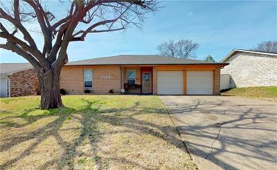 Mesquite Single Family Home For Sale: 2504 Cardinal Court