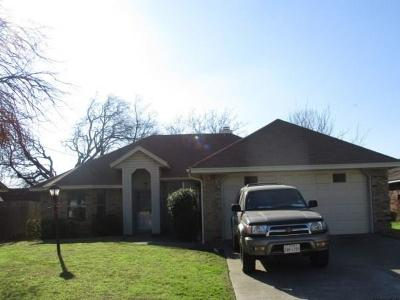 Grand Prairie TX Single Family Home For Sale: $95,000