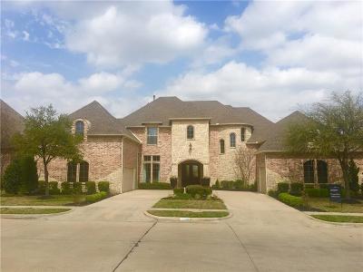 Frisco Single Family Home For Sale: 2588 W Creek Drive
