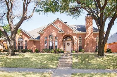 Plano TX Single Family Home For Sale: $549,000