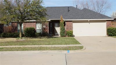 Wylie Single Family Home For Sale: 209 Millstone Drive