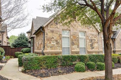Colleyville Townhouse For Sale: 3812 Bur Oak Drive