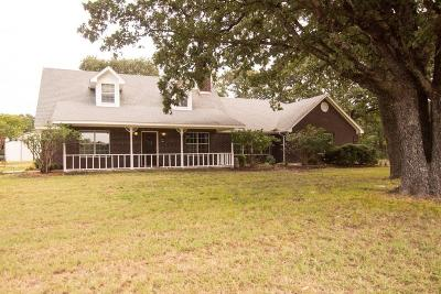 Kaufman Single Family Home For Sale: 5451 County Road 279