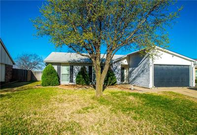 The Colony TX Single Family Home For Sale: $204,900