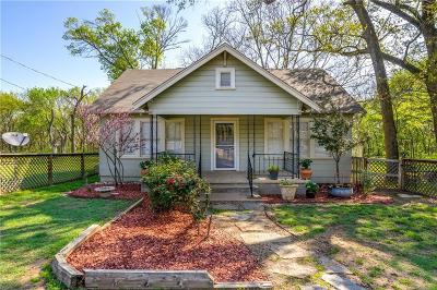 Alvarado Single Family Home For Sale: 163 Quail Haven Street