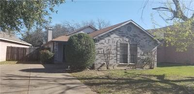 Fort Worth Single Family Home For Sale: 2532 Winding Road
