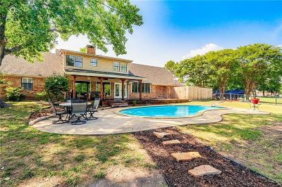 Single Family Home For Sale: 2 Meadowcreek Drive