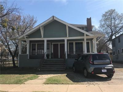 Fort Worth Multi Family Home For Sale: 1705 S Jennings Avenue