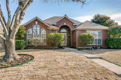 Frisco Single Family Home For Sale: 10701 Camelot Drive