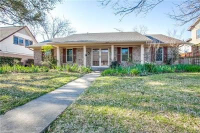 Richardson Single Family Home For Sale: 2221 Flat Creek Drive