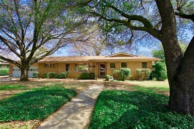 North Richland Hills Single Family Home Active Option Contract: 4712 Blaney Avenue