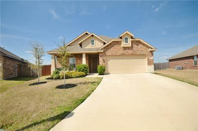 Waxahachie Single Family Home For Sale: 105 Timberline Drive