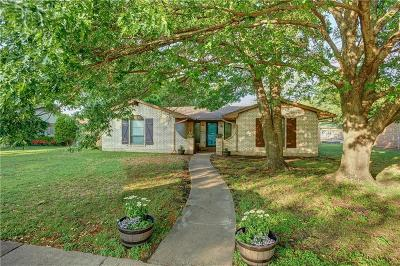 Waxahachie Single Family Home For Sale: 128 Vanderbilt Lane