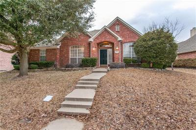 Allen Single Family Home For Sale: 700 Bel Air Drive