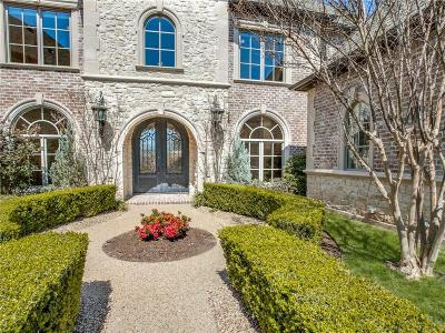 Dallas Single Family Home For Sale: 9451 Monteleon Court