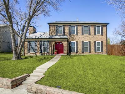 Carrollton Single Family Home For Sale: 1743 Hartford Drive