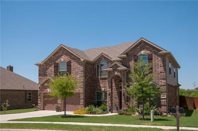 Fort Worth TX Single Family Home For Sale: $314,990