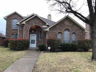 Mesquite Single Family Home For Sale: 2812 Helen Lane
