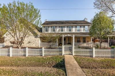 Flower Mound Single Family Home Active Option Contract: 4710 Plum Street