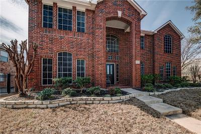Fort Worth Single Family Home For Sale: 8341 Fern Lake Drive