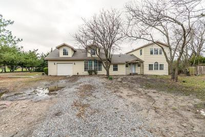 Farmersville Single Family Home For Sale: 3284 County Road 1044