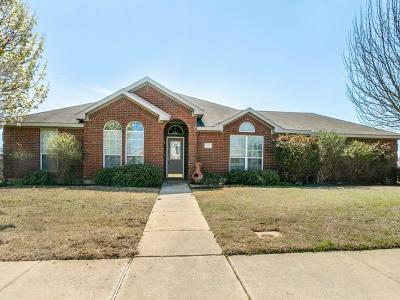 Midlothian Single Family Home For Sale: 402 Mountain Peak Bend