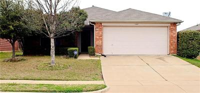 Fort Worth Single Family Home For Sale: 1441 Trading Post Drive