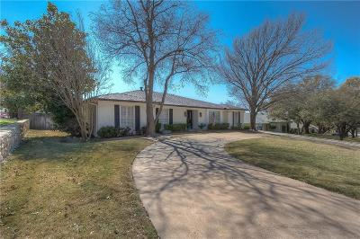 Fort Worth Single Family Home For Sale: 6329 Klamath Road
