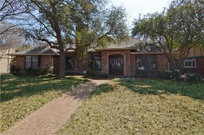 Plano Single Family Home For Sale: 2004 Lake Crest Lane