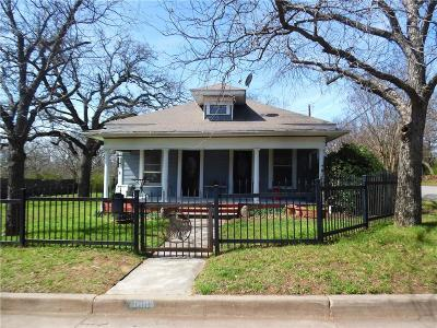 Fort Worth Single Family Home For Sale: 2900 Major Street