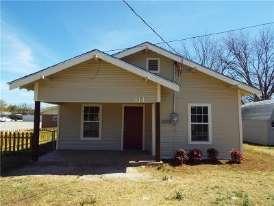 Eastland Single Family Home For Sale: 414 S Green Street