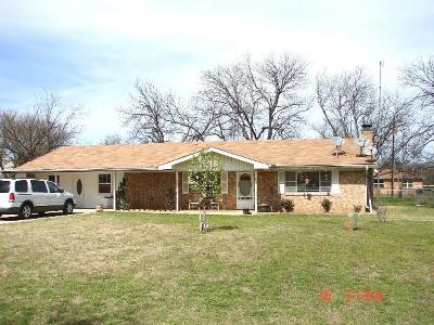 Comanche County Single Family Home For Sale: 100 Pecan