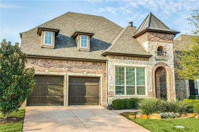 The Colony TX Single Family Home For Sale: $515,000