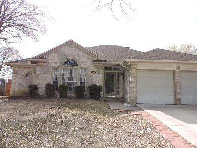 Fort Worth Single Family Home For Sale: 5400 Turtle River Court