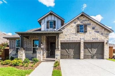 Aledo Single Family Home For Sale: 13729 Green Elm Road