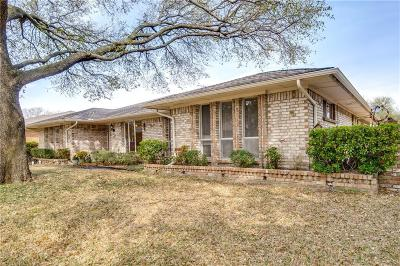 Plano TX Single Family Home Active Option Contract: $279,500