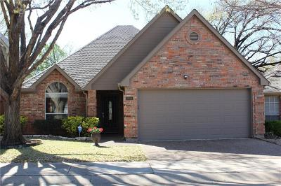 Addison Single Family Home For Sale: 3828 Canot Lane