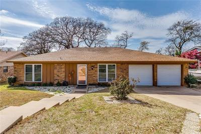 Arlington Single Family Home For Sale: 702 Vail Drive
