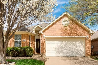 Euless Single Family Home Active Option Contract: 401 Horse Shoe Drive