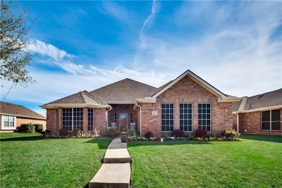 Wylie Single Family Home For Sale: 1222 Majestic Way