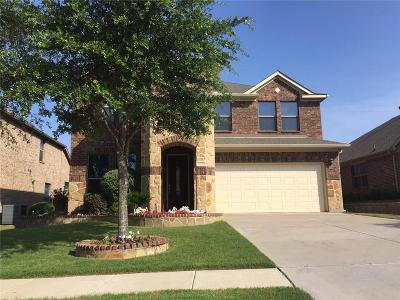 Garland Single Family Home For Sale: 619 Cedar Cove Drive