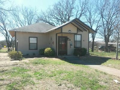 Comanche Single Family Home For Sale: 508 E Highland Avenue