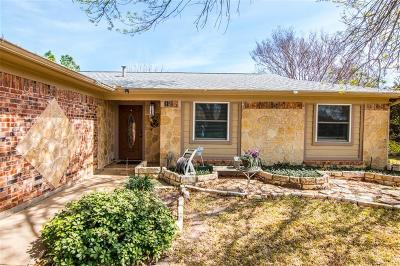 Tarrant County Single Family Home For Sale: 309 Georgetown Drive