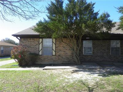 North Richland Hills Residential Lease For Lease: 6601 Central Avenue